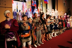 "PROGRAMME of the Second International Arctic Festival ""Attraction of Taimyr"""